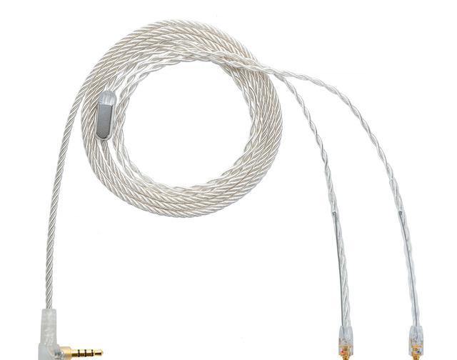 画像2: 米ALO audioから、イヤホンケーブル「Litz Wire Earphone Cable」をアップグレードさせた「Super Litz Wire Earphone Cable」が登場。MMCX仕様で、3.5、2.5、4.4㎜各プラグをラインナップ
