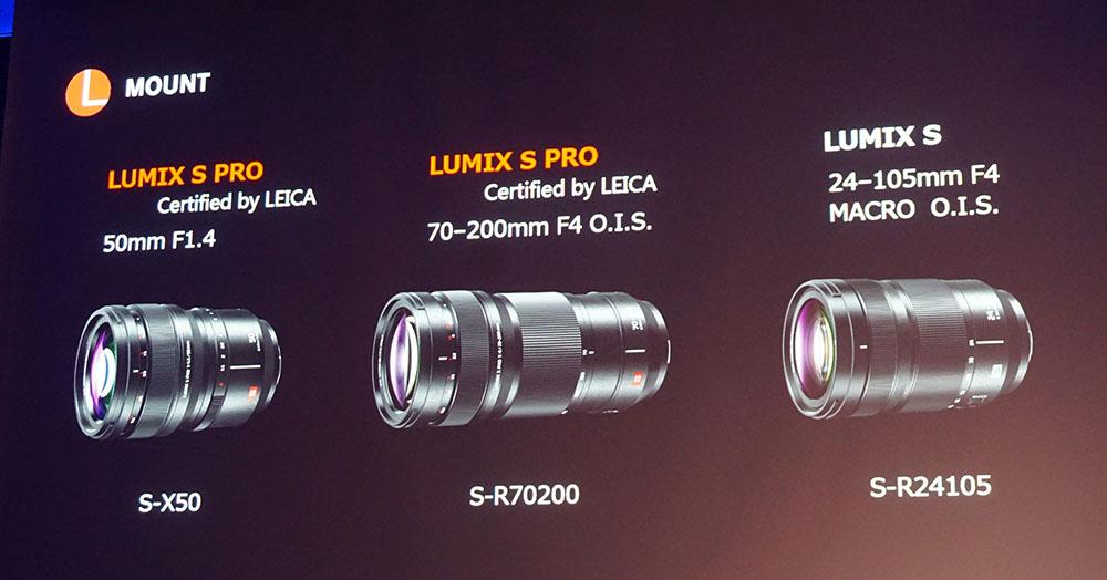 画像: 更なる表現力を求めるクリエイターの要望に応える。LUMIXから35mmフルサイズセンサーを搭載した「DC-S1R」「DC-S1」が登場。4K/60p動画も撮影できる