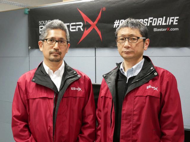 画像: 今回お話を伺った、クリエイティブメディア(株)のセールスマーケティング部 部長の牧野さん(左)と、同マネージャーの中原さん(右)