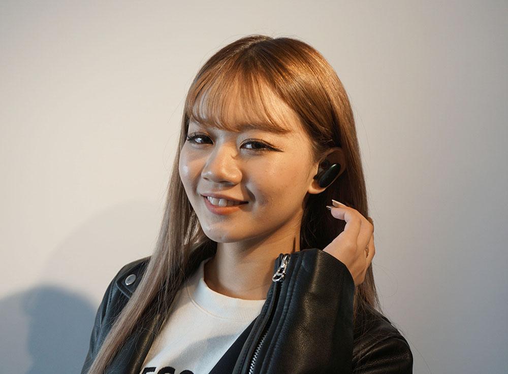 画像: EGGなどの雑誌で活躍するモデルの加藤夏歌さんが、イメージキャラクターとして登場