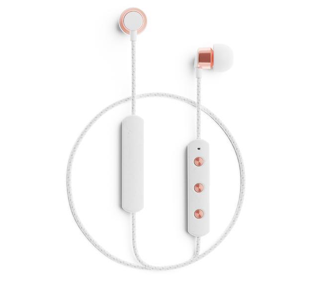 画像: Bluetoothイヤホン「TIO」(写真はホワイト)