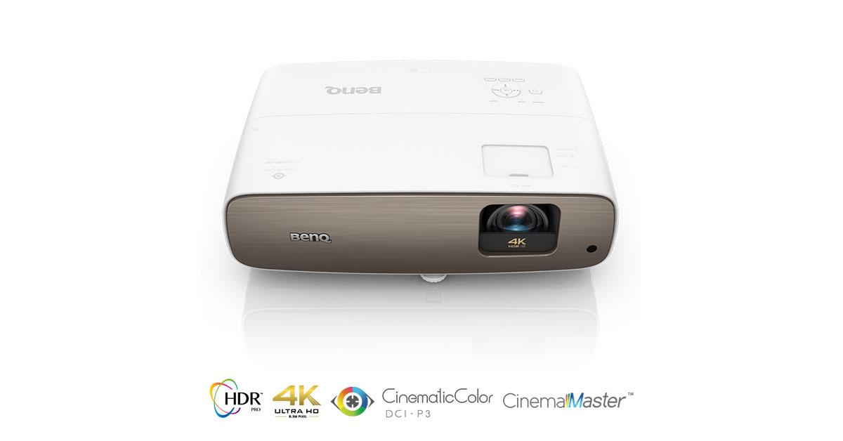 画像: W2700 CinePrime 4K Projector with HDR-PRO| BenQ Home Cinema