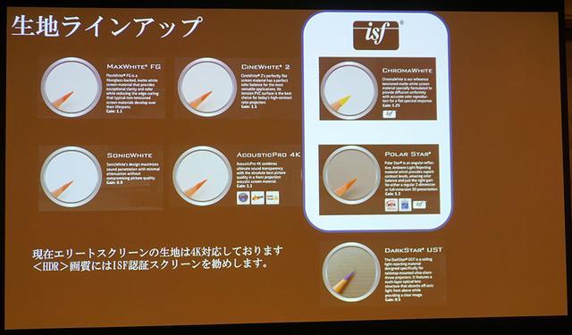画像: エリートスクリーンは2004年にアメリカのカリフォルニアで設立されたスクリーンメーカーで、日本や中国を始めとするアジア地域でも広く販売されているブランドだ