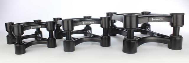 画像: ISO Acoustics スピーカースタンド ISO-L8Rシリーズ - 株式会社エレクトリ