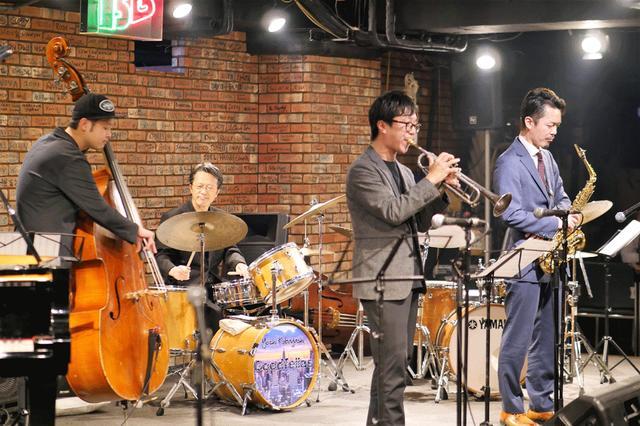 画像4: 「アート・ブレイキー・フェスティバル2019」開催。小林陽一&ジャパニーズ・ジャズ・メッセンジャーズ、石井裕太クインテットが伝説のジャズ・ドラマーに捧ぐ