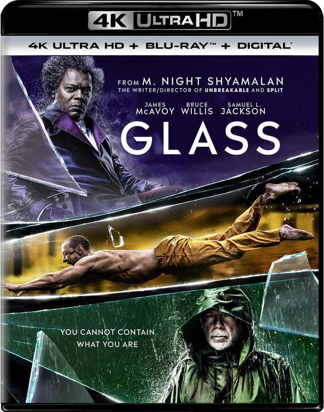 画像1: M・ナイト・シャマラン監督サスペンス・スリラー『ミスター・ガラス』【海外盤Blu-ray発売情報】