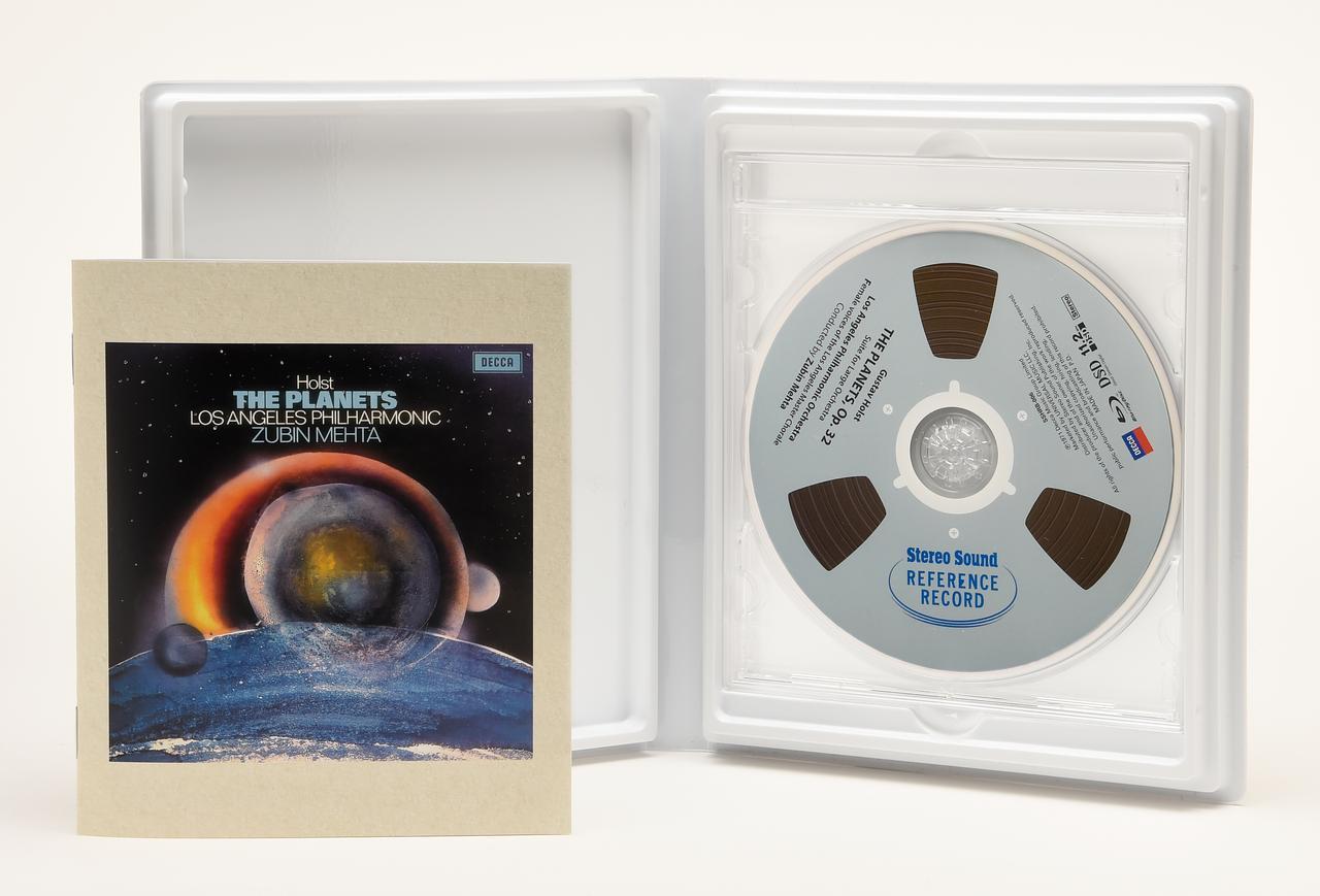 画像: ホルスト:組曲「惑星」(DSD11.2MHzデータ収録BD-ROM)SSHRB-006 https://www.stereosound-store.jp/fs/ssstore/rs_bd/2681