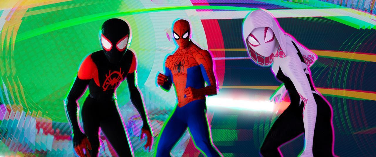 画像: 3Dアニメーション+ドルビーアトモスによるまったく新しい「スパイダーマン」