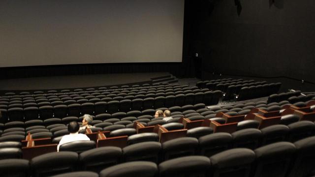 画像: 劇場でのセッティングの様子