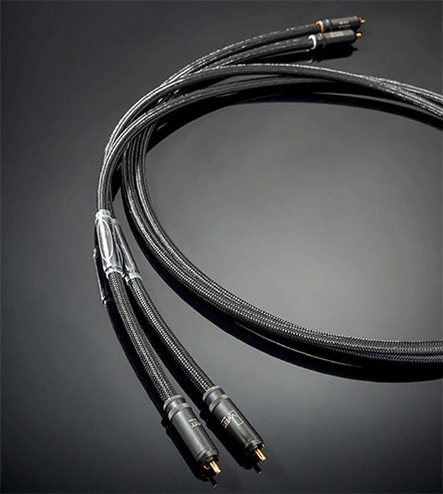 画像: 「JORMA TRINITY」のインターコネクトケーブル(RCA)