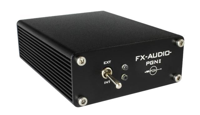画像: FX-AUDIO-のUSBノイズフィルター「PGN II」