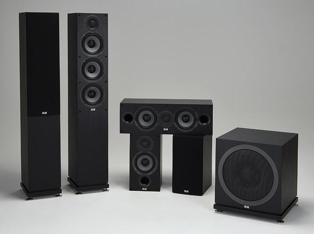 画像: (左)Debut F5.2、(中央上)Debut C5.2、(中央下)Debut B5.2、(右)SUB3010