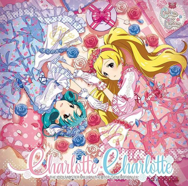 画像: THE IDOLM@STER MILLION THE@TER GENERATION 14 Charlotte・Charlotte/Charlotte・Charlotte [徳川まつり (CV.諏訪彩花)、エミリー スチュアート (CV.郁原ゆう)]