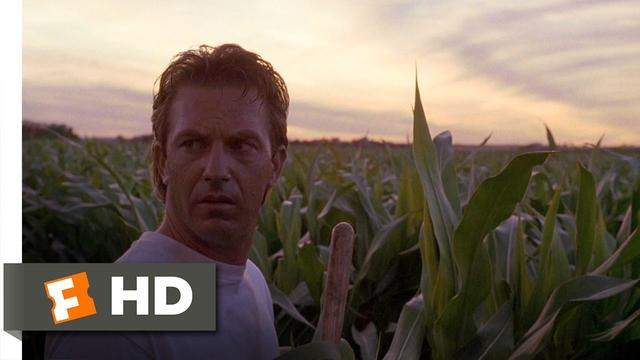 画像: If You Build It, He Will Come - Field of Dreams (1/9) Movie CLIP (1989) HD www.youtube.com