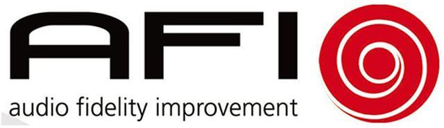 画像: AFI (Audio Fidelity Improvement)/シーエスフィールド株式会社