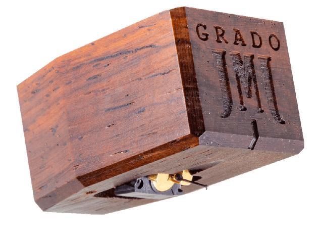 画像: GRADOの新カートリッジ「Aeon」