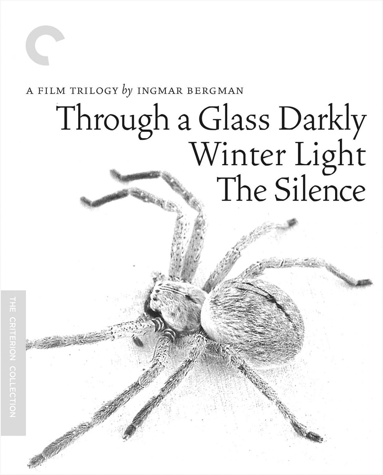 画像1: イングマール・ベルイマン監督作『鏡の中にある如く』『冬の光』『沈黙』【クライテリオンNEWリリース】