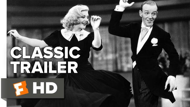 画像: Swing Time (1936) Official Trailer - Fred Astaire, Ginger Rogers Movie www.youtube.com