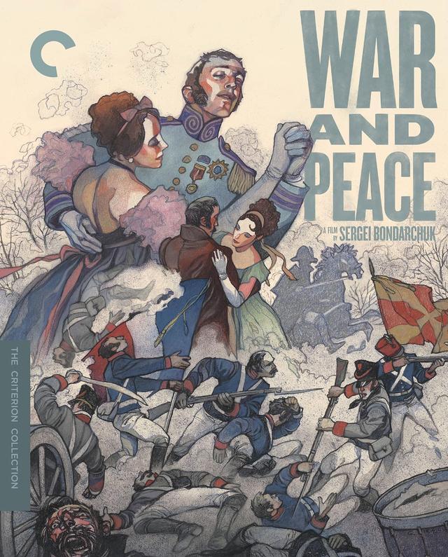 画像: セルゲイ・ボンダルチュク監督作『戦争と平和』【クライテリオンNEWリリース】