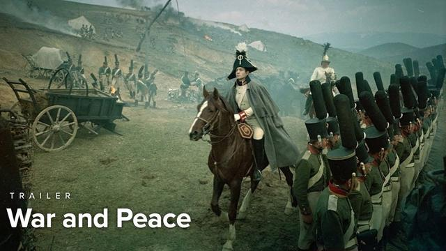 画像: War and Peace | Trailer | Opens Feb. 15 www.youtube.com