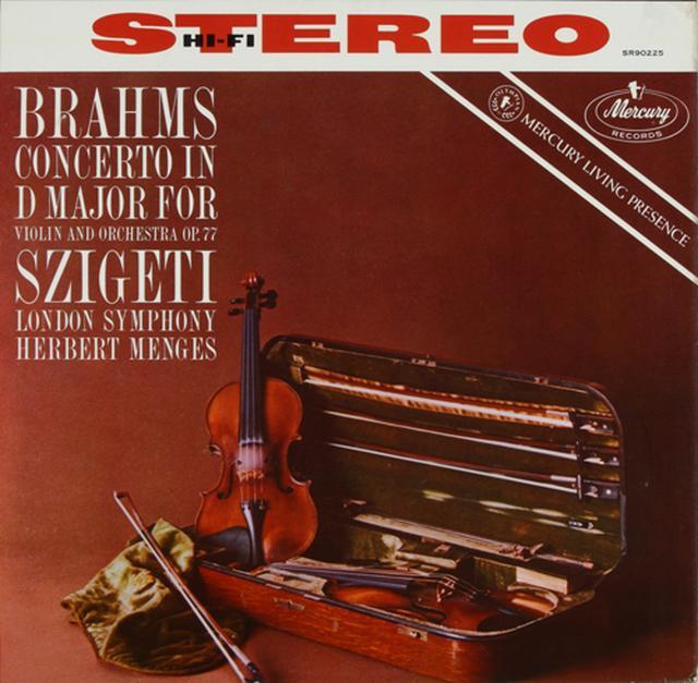 画像: プログラム(3) ブラームス:ヴァイオリン協奏曲 (SACD+CD・2枚組) SSHRS-043~044 ■発売日:2019年1月12日 ■型番:SSHRS-043~044 ■JAN:4571177051745 www.stereosound-store.jp
