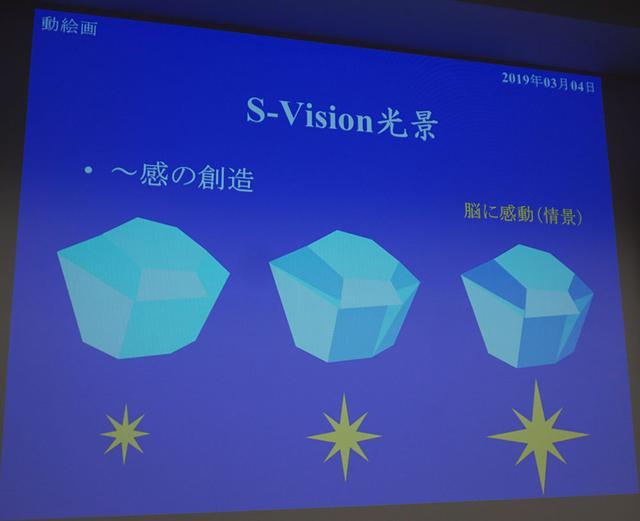 画像: ダイヤモンドにどんな風に光が当たっているかによって、人がそこから受け取る印象は変化する。もっとも「輝き感」を得られる状態を観た時に人は感動を得るのだという。それを「情景」と近藤さんは名付けている