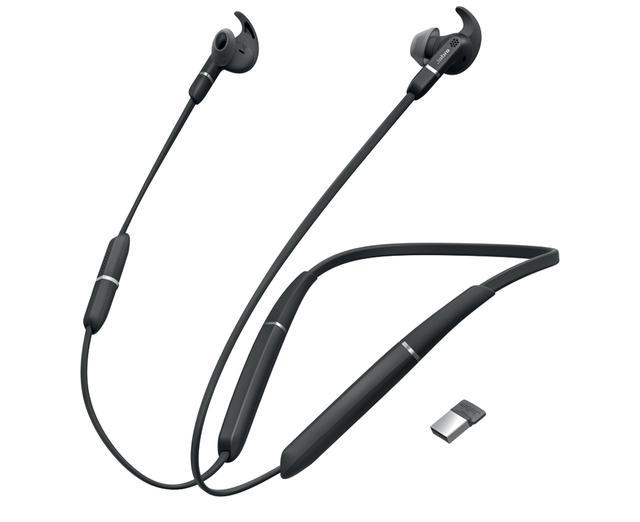 画像: Bluetoothイヤホン「Evolve 65」