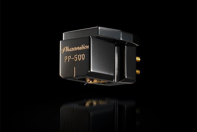 画像: フェーズメーションのMCカートリッジ「PP-500」。旗艦モデルの技術を踏襲しつつコストダウンを図る - Stereo Sound ONLINE