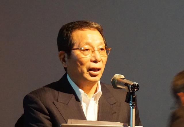 画像: 株式会社PDN 代表取締役会長の佐藤 卓氏
