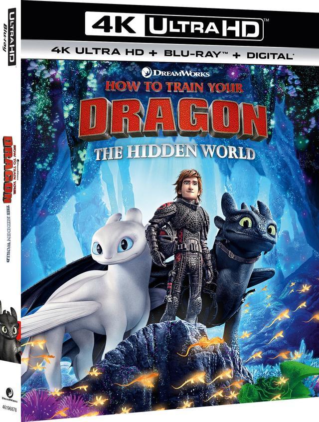 画像1: ドリームワークスのメガヒットCGアニメ第3弾『ヒックとドラゴン3』【海外盤Blu-ray発売情報】