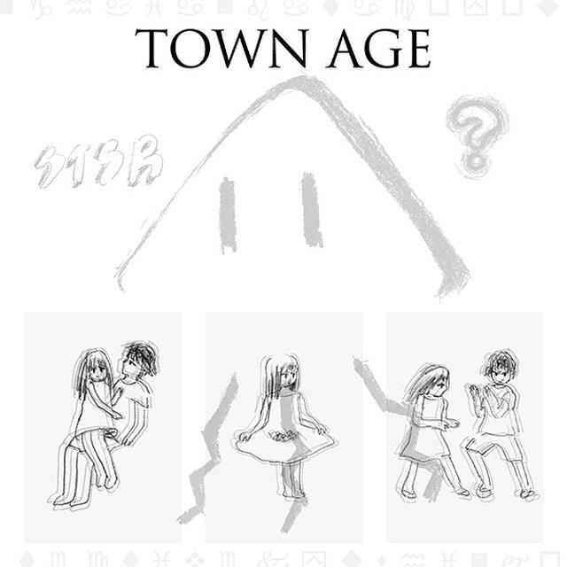 画像: TOWN AGE / 相対性理論