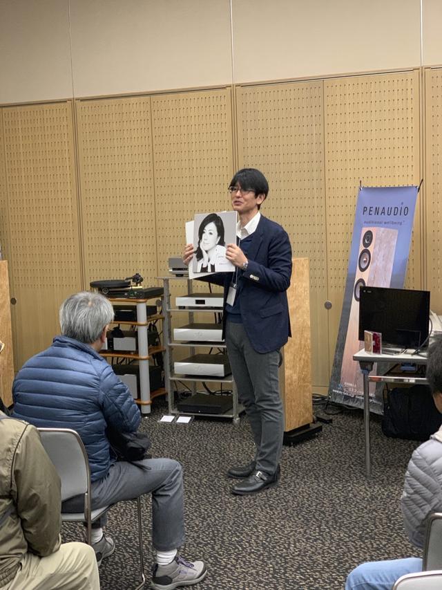 画像: 3月31日発売のLP「Cinema Songs / 薬師丸ひろ子」も披露 www.stereosound-store.jp