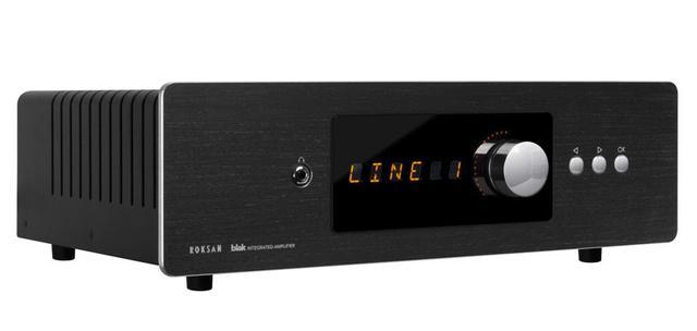 画像: 「BLAK Integrated AMP」(¥550,000、税別)