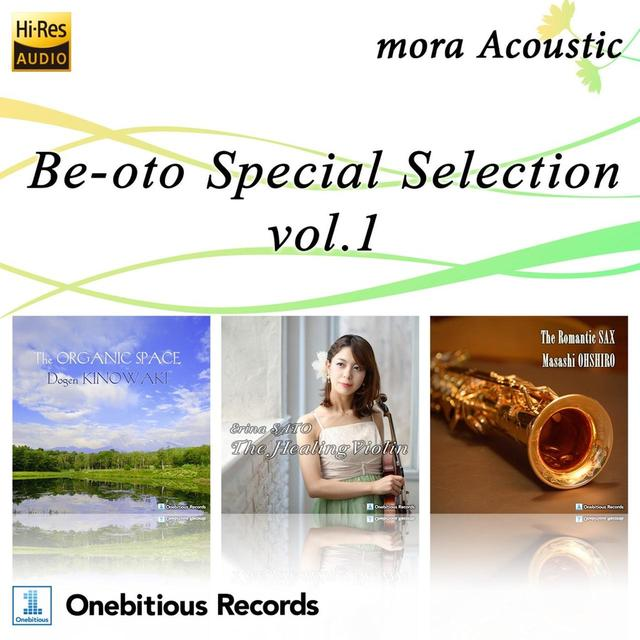 "画像1: ""美オト Be-oto""Special Selection vol.1 / mora Acoustic"