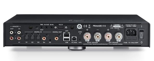 画像: プライマーから、コンパクトなボディに高音質を詰め込んだ15シリーズ3モデルが発表。ネットワークプレーヤー機能PRISMA搭載モデル「I15 PRISMA」「CD15 PRISMA」は発売中