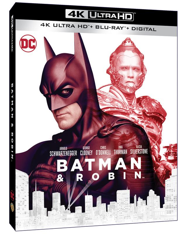 画像4: 旧シリーズ4作が4K×アトモスで登場 『バットマン』『バットマン リターンズ』『バットマン フォーエヴァー』『バットマン&ロビン/Mr.フリーズの逆襲』【海外盤Blu-ray発売情報】