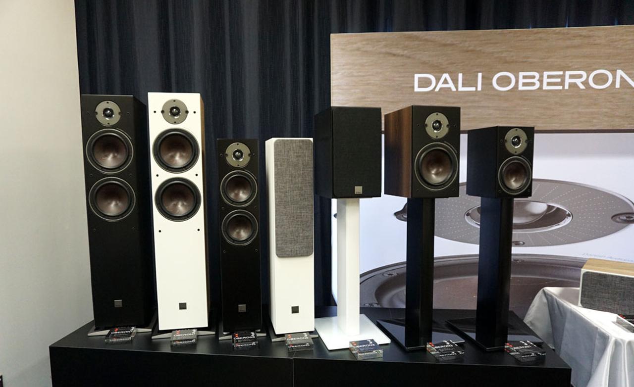 画像: デンマーク・ダリ、大人気スピーカー「ZENSOR」の後継モデル「OBERON」を発表。9月下旬より日本デビュー - Stereo Sound ONLINE