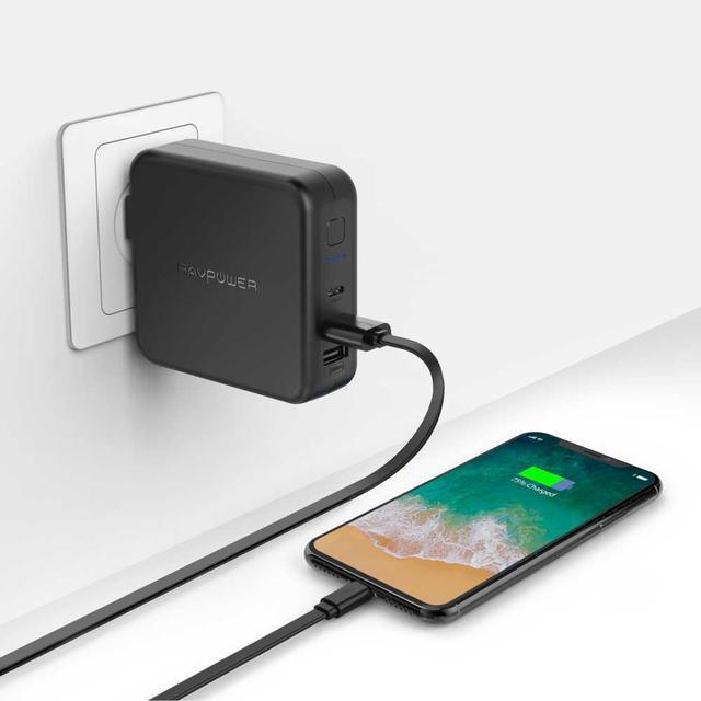画像: USB ACアダプターとしても使える
