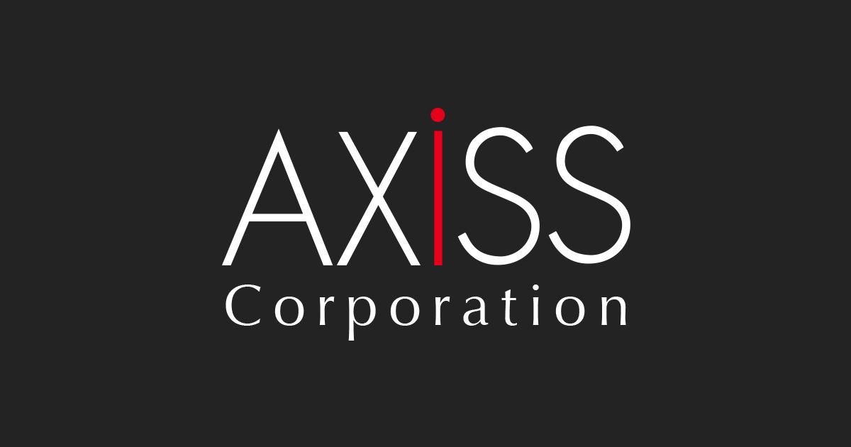 画像: インフォメーション   AXISS