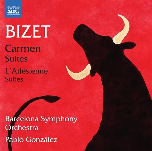 画像: ビゼー: 組曲「カルメン」/組曲「アルルの女」/バルセロナ交響楽団&カタルーニャ管弦楽団, パブロ・ゴンザレス