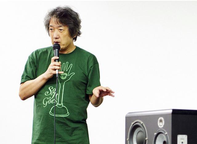 画像: メインMCの音楽評論家/高橋健太郎さん