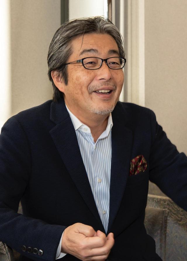 画像: ゲストのオーディオ評論家/山本浩司さん