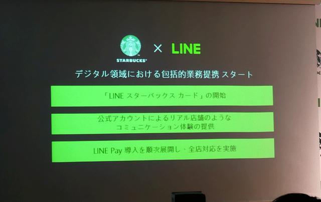 画像1: スターバックスとLINEが提携。全店舗でのLINE Payによるキャッシュレス決済を導入。パーソナルにカスタマイズしたお知らせで、ブランドとユーザーのデジタルコミュニケーションの強化を目指す