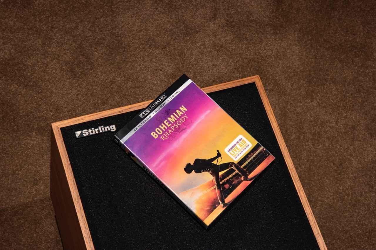 画像5: 最新ハードで楽しみ尽くす「ボヘミアン・ラプソディ」⑦選【ELAC】【JBL】【ELIPSON】【CHORD】【STIRING BROADCAST】【DYNAUDIO】【DENON】