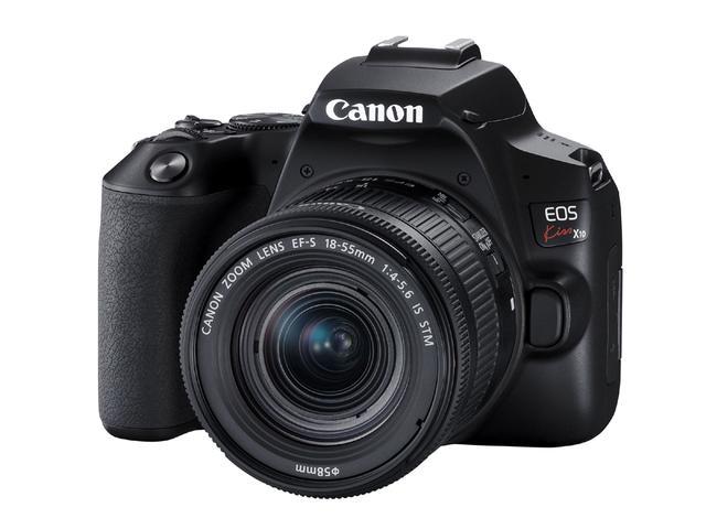 画像: キヤノンのデジタル一眼レフカメラの新製品「EOS Kiss X10」(写真はレンズキット)