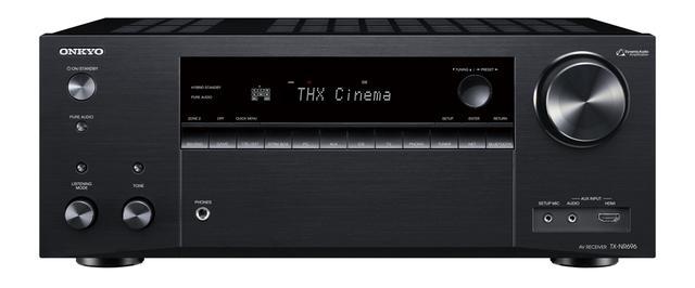 画像: オンキヨーの新AVアンプ「TX-NR696」