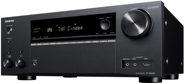 画像: オーディオ&ビジュアル製品情報:AVレシーバー> TX-NR696(B)|オンキヨー株式会社
