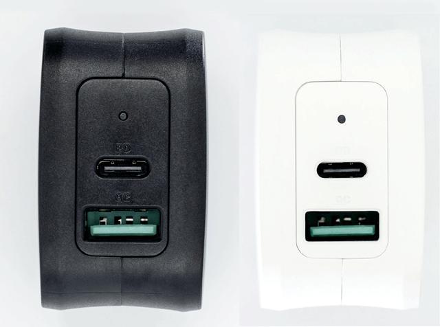 画像: USBポートはType A&Cを1口ずつ搭載