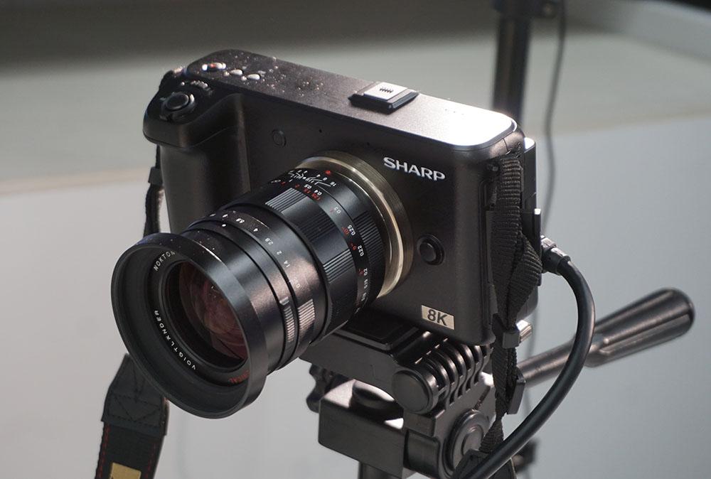画像: 8C-B30Aの完動品は日本で初めての展示となった