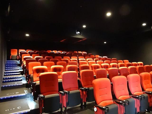 画像1: より多くのお客さんに多彩な映画体験を提供するために。TSUTAYA 横浜みなとみらい店2階に「kino cinema」が本日オープン。サウンド面にも配慮あり!